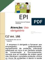 EPI Concientização de Uso