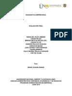 Trabajo Final de Diagnostico Empresarial unad Grupo 102025 64 (1)