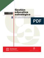 Gestion Educativa Estrategica