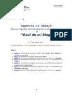 Plantillas de Las Matrices de Trabajo Taller Sobre Blogs MODIFICADAS UC-1