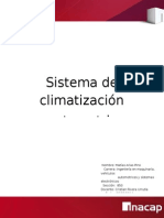 Trabajo Sistema de Climatizacion