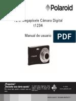 Polaroid t1234 UM (ES)