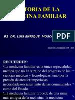 Historia de La MfYc