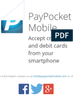 PayPocket Terms and Conditions English