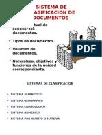 Clase 7 Sistema Clasificacion Archivo