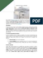 Matrices de Evaluacion de Proyectos de Inversion Privada