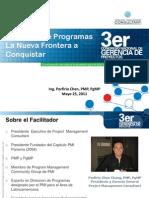 Estandar de Programa y Portafolio