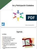 Trabajo en Redes y Participaci+¦n Ciudadana