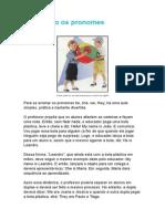 Ensinando os pronomes.doc