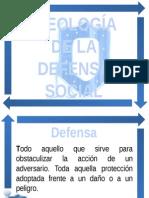Ideología de La Defensa Social