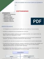 Exposicion de Histogramas