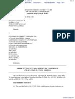 Moreno et al v. Colorado Basement Company, LLC et al - Document No. 3