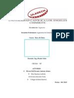 Proyecto Grupal Base de Datos Grupal
