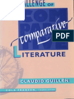 Guillen_Claudio_The Challenge of Comparative Literature