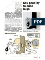 Mosquitoe Trap