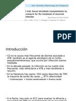 TMF vs Vancomicina