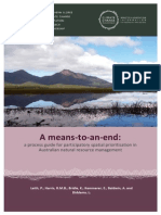 A Means to an End - A Process Guide for Participatory Spatial Prioritisation in Australian Nature Resource Management