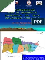 Plan Desarrollo Estratégico VRAE