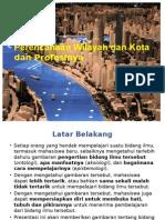 Matrikulasi MPWK-Pertemuan-6-Perencanaan Wilayah dan Kota dan Profesinya.pptx
