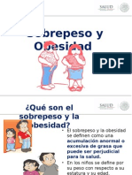 Sobrepeso Obesidad y Ecnt