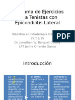Programa de Ejercicios Para Tenistas Con Epicondilitis Lateral (1)