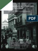 Torres Aguilar Morelos - El Proceso Historico Del Concepto Patrimonio de La Humanidad