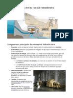 Partes de Una Central Hidroelectrica