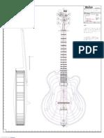 guitarra girasol