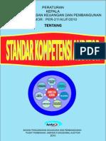 PeraturanKeputusan Kepala BPKP Tahun 2010 PER 211 2010