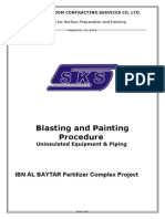 Blasting and Painting Procedure.docx