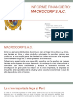 Expo. Macrocorp Sac