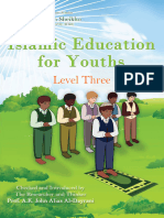 Islamic Education for Youths- Level Three