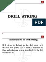 Drill string