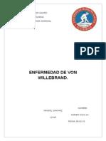 Enfermedad Von Willebrand