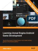 Learning Unreal Engine Android Game Development - Sample Chapter