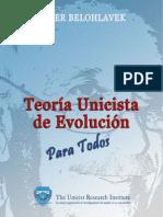 Teoria Unicista de La Evolución