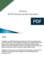 2G KPI Description
