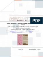 Newsletter SEPL Julio 2015