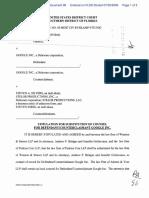 Silvers v. Google, Inc. - Document No. 90