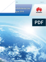 Huawei Antenna Products Catalogue General Version 2014