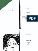 Juan Tamariz - Sonata (English Edition)