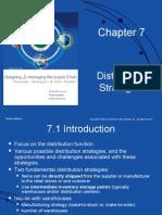 Distribution Centralization Decentral
