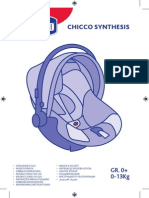 Istruzioni Synthesis 60658