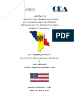 PFP Moldova Outbound Project Report_Irina Greiter