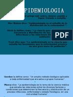 ANTECEDENTES EPIDEMIOLOGIA