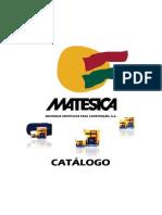 Catalogo Matesica