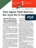 Transit Times Volume 2, Number 7