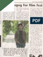 The Scugog Standard April 25, 2008