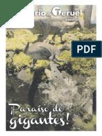 Diario de Teruel-Especial Dinopolis