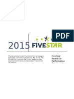 Five Star Award 2015 Rev